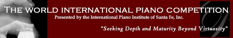 international piano competition - 2011 piano competition